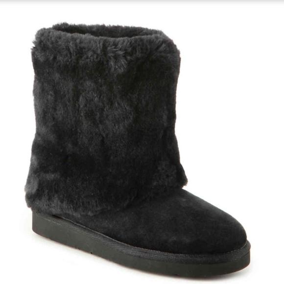 UGG Shoes   Ugg Fur Outside Boot   Poshmark